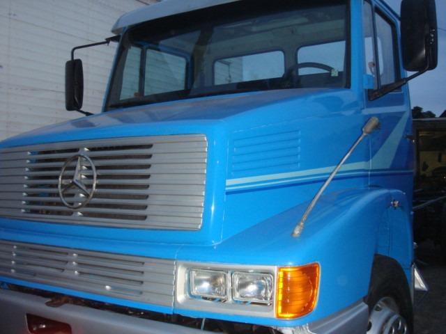 mb 1418 1994 truck reduzido