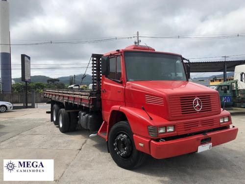 mb 1418 truck carroceria 7,6m