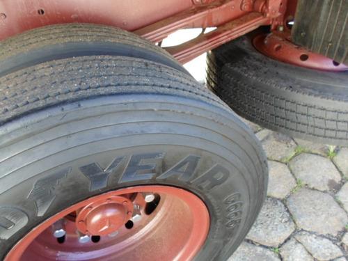 mb 1513 75/75 toco carroceria graneleira