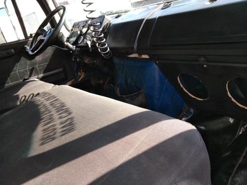 mb 1513 bau 9 mts motor 366 freio ar revisado aceito troca