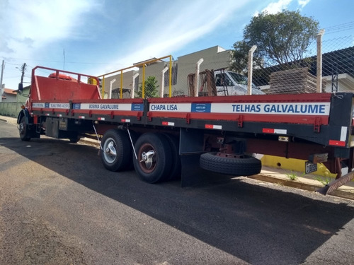 mb 1513 truck ano 1983 carroceria de ferro 10,0 metros