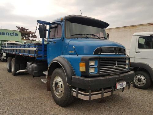 mb 1513 truck/carroceria 1978