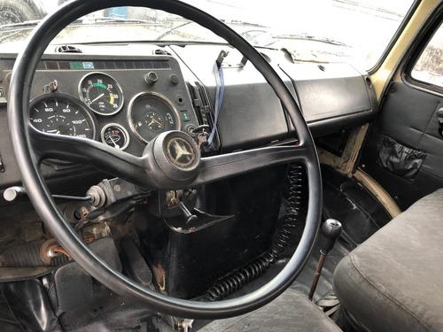 mb 1513 turbo truck carroceria