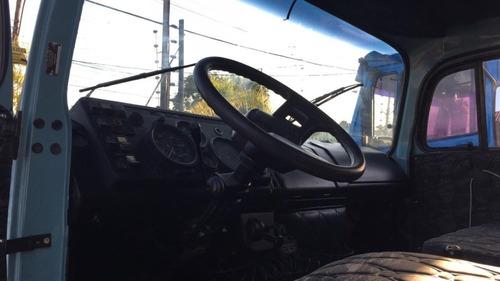 mb 1518 89 turbinado reduzido tanque ou carroceria