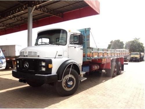 mb 1518 ano 87 truck carroceria