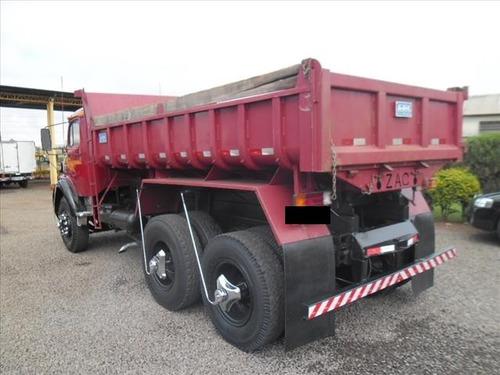 mb 1518 ano 88 truck caçamba