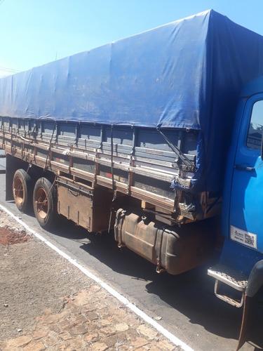 mb 1519 ano 82 truck. filé