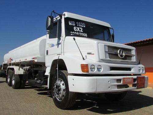 mb 1620 6x2 tanque combustivel 15.000 lts