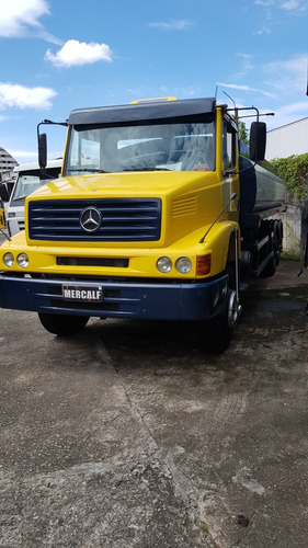 mb 1620 ano 2000 tanque d'agua 18.000l