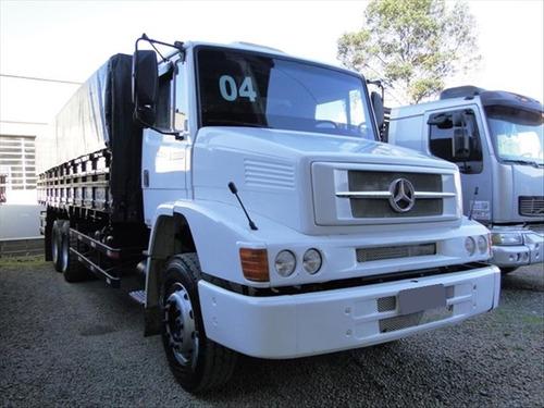 mb 1620 carroceria 2004