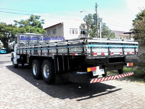 mb 1620 super lindo rossatto caminhões