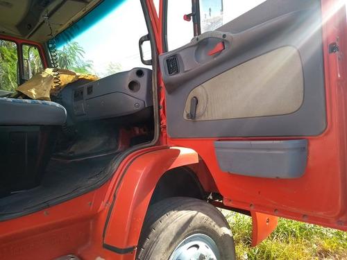 mb 1620 truck ano 2000 com baú todo original = vw