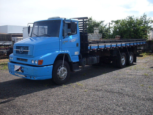 mb 1620 truck ano 2006