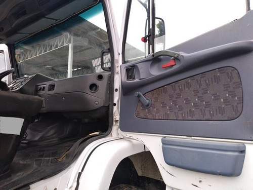 mb 1620 truck ano 2007 todo bom.