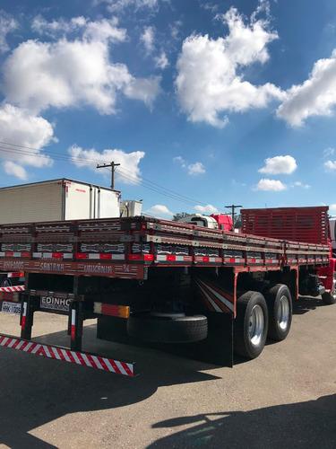 mb 1620 / truck / carroceria / ano: 07*08