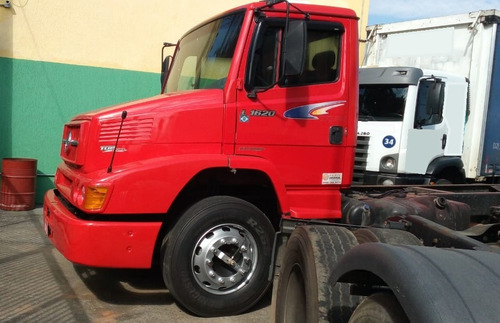 mb 1620 truck chassi 2006
