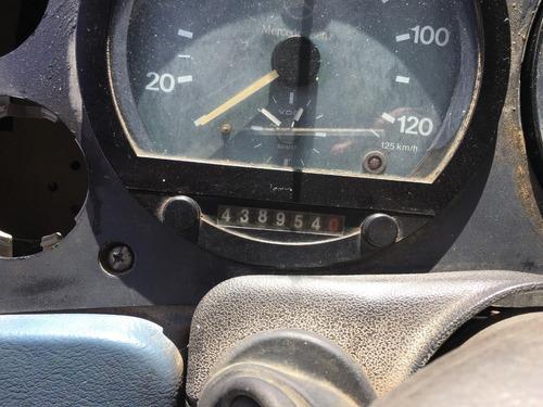 mb 1718/ ano 2000/ no chassi/ pneus semi-novos