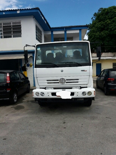 mb 1718 ano 2012 tanque agua potavel 10 mil lts completo ///