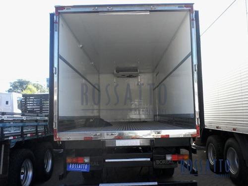 mb 1718 lindo camara fria rossatto caminhões