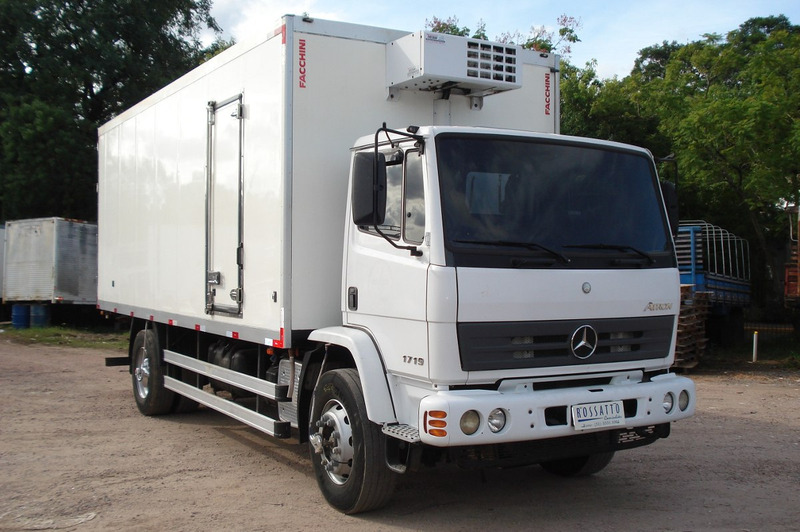 mb 1719 super novo rossatto caminhões