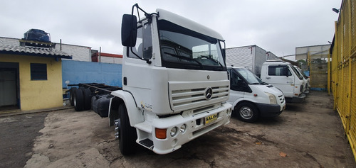 mb 1723 ano 2001 financiamos o primeiro caminhão !!