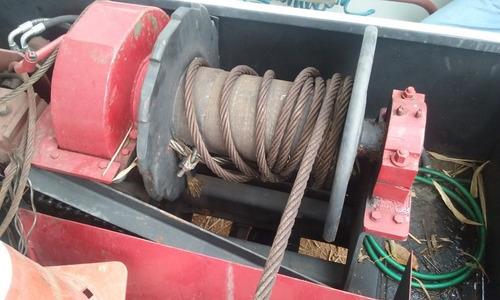 mb 1932, ano 1986, c/ guincho traseiro de 60 ton. *confira*