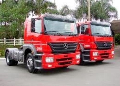 mb 1933 2006 à 2011 leito agregados em grande transportadora