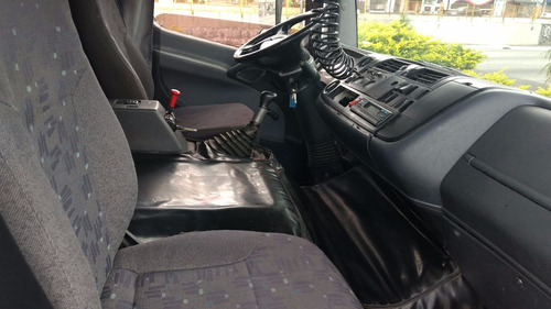 mb 1933 axor - cabine leito - 2006 - unico dono