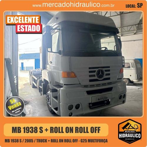 mb 1938 s / 2005 - roll on roll off g25 multiforça