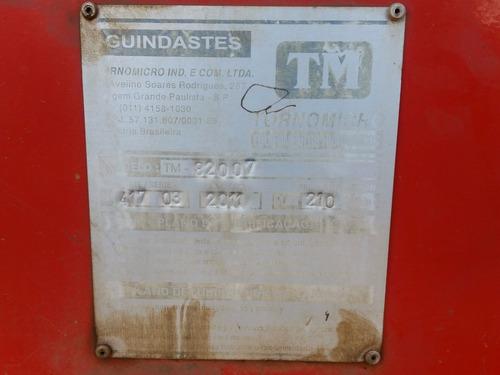 mb 2325 ano 1991  com munck  mod 82.007 ano 2011
