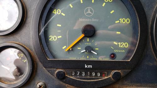 mb 2423k 6x4 chassi 73.000km original ar condicionado
