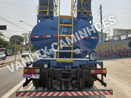mb 2423k 6x4 traçado tanque pipa calda pronta 15000 ñ 26280