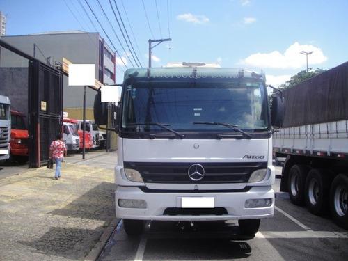 mb 2425 ano 2009 truck caçamba