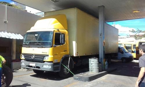 mb 2425 ano 2010 no chassis unico dono otimo estado