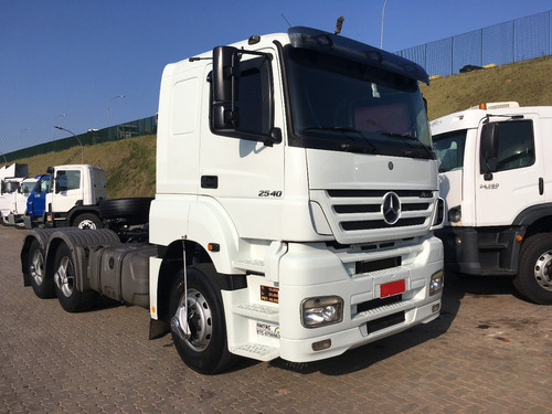 mb 2540 6x2 2009 axor volvo/iveco/scania/volks/ford
