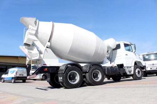 mb 2635 - 1997 - 6x4 betoneira convicta 8 metros