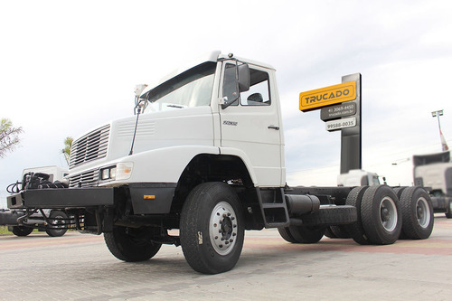 mb 2635 6x4 1998 chassi - mercedes ford volks volvo