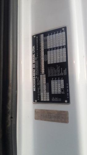 mb 2644 6x4 ano 2011 teto alto / teto baixo 2 unidades