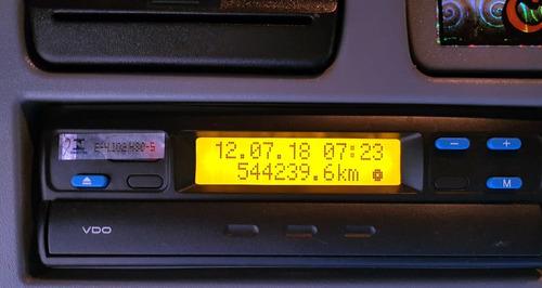 m.b 2646 -2012- 6x4- prata - oportunidade única !