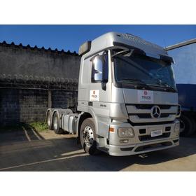 Mb 2646 6x4 Ano 2015 = Scania Volvo 440 460 2644 2651