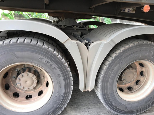 mb 2651 actros 6x4 ano 2019 c/ 97 mil km = scania volvo 540