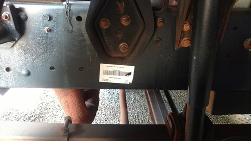 mb 2726 basculante varias unidades baixa kilometragem