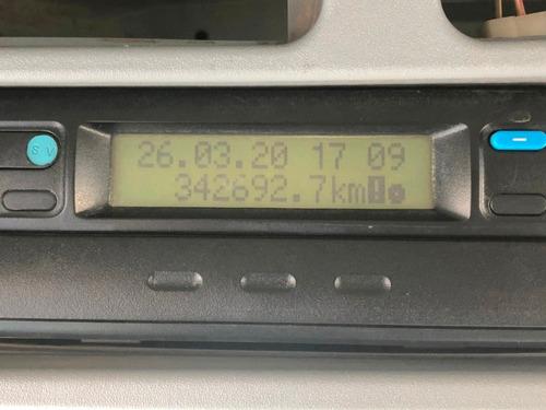 mb 4144 8x4 2009 caçamba basculante pastre 25 m meia cana