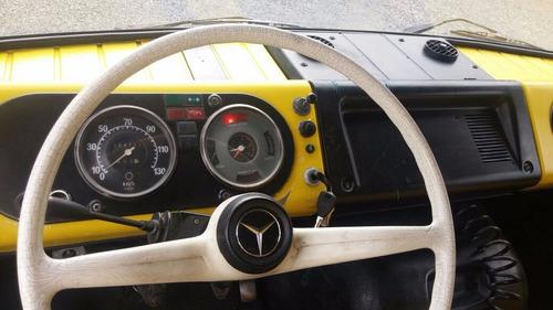 mb 608 - 1975 - aceito carro de menor valor bau de 450/230 m