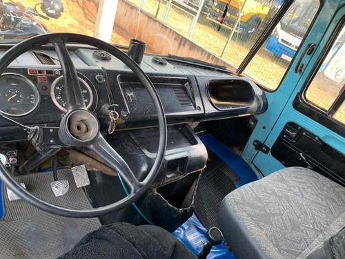 mb 608 bau 1984