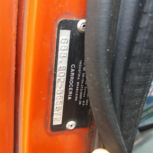 mb 709 ano 1993 com baú de alumínio 4,80 metros