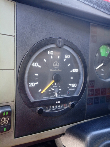 mb 710 09/09 unico dono impecavel bau resfriado confira