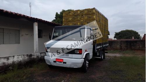 mb 710 1999 4x2   carroceria