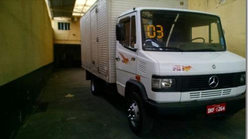 mb 710 - 2003 - bau - r$ 58.000,00