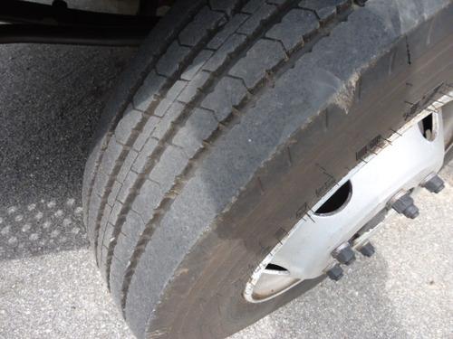 mb 712, 1999, chassi, freio ar
